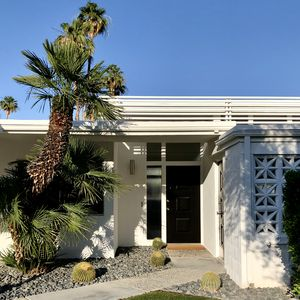 Photo for Well Appointed 2 Bedroom Midcentury Home in Indian Canyon
