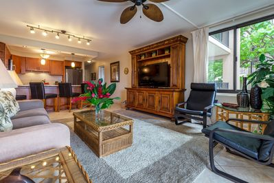 Fully Remodeled Condo In Building #7 At Kamaole Sands