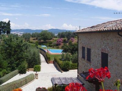 Photo for Holiday resort Casale Giulia, Volterra  in Siena - 6 persons, 2 bedrooms
