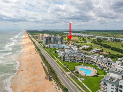 Photo for Ocean Breeze Getaway steps to beach & overlooking golf course