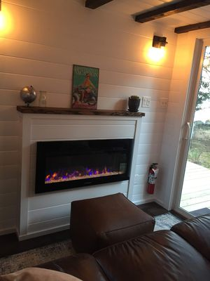 Photo for The Cove on Quadra - Luxury Waterfront Tiny Home