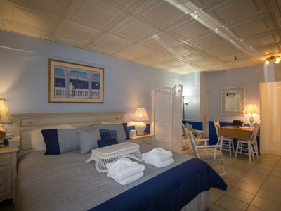 Photo for 512 Sunsuite is an efficiency unit with a king size bed, located in the heart of Fripp Island.
