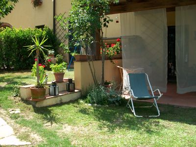 Photo for Bellissina farmhouse in the heart of Chianti .... THE STALLETS