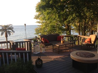 Rest, Relax,  Rejuvenate & Work from this Lakefront Home, w/ Beach Access