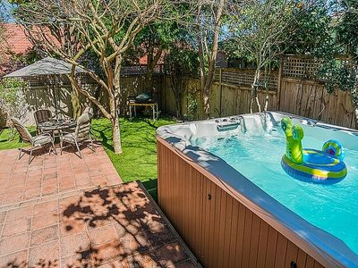 Photo for City Swim/Spa - Remuera Holiday Home