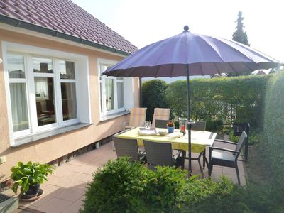Photo for Holiday house Strandperle - very quiet u. close to the beach - holiday home Strandperle