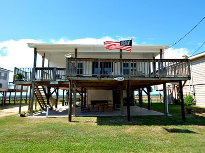 Photo for Beach House- 3BR 3BA Home with deep water dock