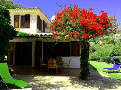 Detached, family friendly house with direct beach access, also dogs -  Maracalagonis