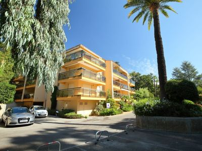 Photo for Apartment 1.3 km from the center of Cannes with Internet, Lift, Parking, Terrace (326385)