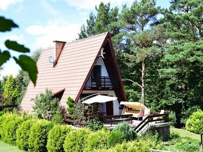 Photo for holiday home, Zuromino  in Kaschubische Seenplatte - 5 persons, 2 bedrooms