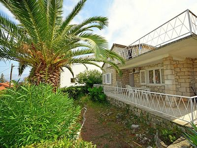 Photo for Vacation home Villa Palma in Brač/Postira - 7 persons, 3 bedrooms