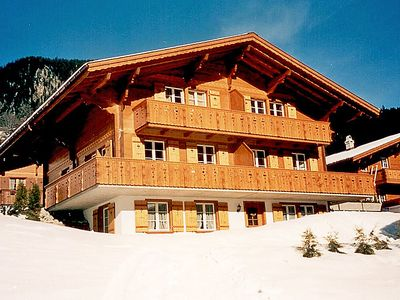 Photo for Apartment Mittelhorn  in Grindelwald, Bernese Oberland - 6 persons, 2 bedrooms