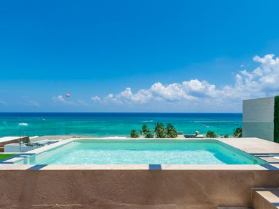 Photo for One of a Kind 2 Bedroom PH Ocean View