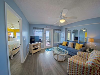 Photo for DIRECT BEACH FRONT - Heart of Gulf Shores - 4 blocks from T, Sea N Suds on site