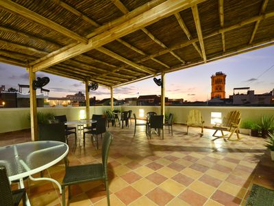 Photo for Elegant studio in Old City #201 - Stunning Rooftop & balcony - WiFi/AC/Hot H20