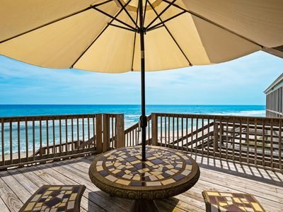 Photo for Spacious Gulf Front Home ~ Large Wrap Around Decks ~ Spectacular Gulf Views!