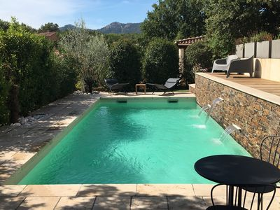 Photo for Villa in the heart of a Provencal village