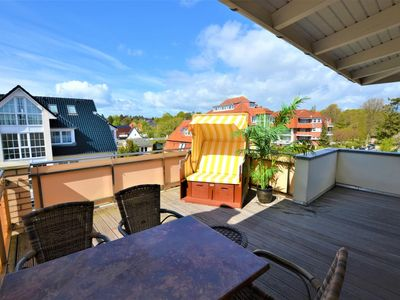 Photo for Penthouse with 48m² roof terrace for 4 persons.