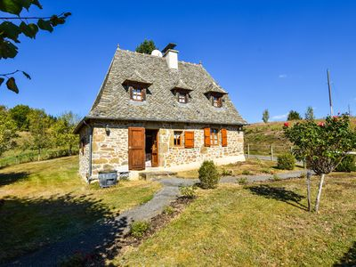 Photo for Holiday Home in Auvergne with Roofed Garden and Terrace