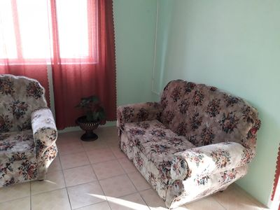 Photo for HazelWood Cottage: Beautiful Caribbean Sea views, in a comfortable space.