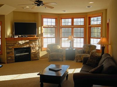Photo for Two Bedroom Luxury Condo at Northernaire Resort