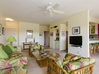 Photo for Lovely Ocean and Pool View *Poipu Sands 323*