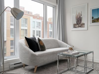 Photo for Chic 1BR in Quartier des Spectacles by Sonder