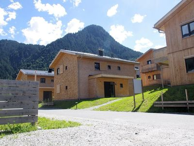 Photo for Chalet with sauna and mountain panorama