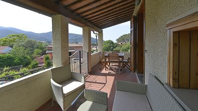 Photo for Sagittarius 1, 3-room apartment 6 pax in the countryside just 400 meters from the sea.