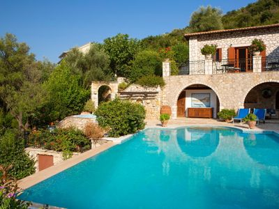 Photo for Villa Ionian Princess - Luxury Dream at the Heart of Sivota for 12 people