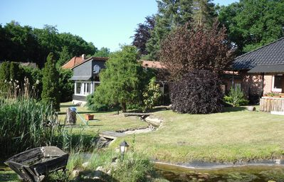 Photo for Comfortable holiday home in a quiet location on the edge of the forest