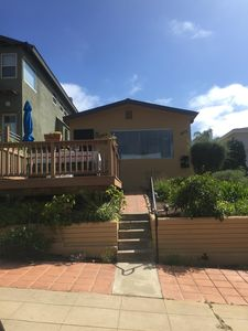 Photo for Large 1BD/1BA Beach House With Deck and Ocean View