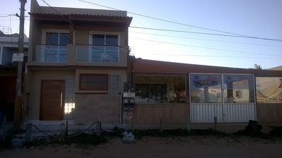 Photo for Duplex House - Front of the Sea - 02 Rooms -Recanto da Mermaid - Praia du Lé