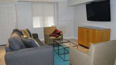 Photo for Modern 1bd 5-10min to Lake, McCormick Place, UofC and Dowtown