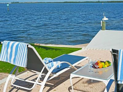 Photo for Private Pool, Bay Front, & May Availability! Ocean Sunrise: 5 BR / 3.5 BA