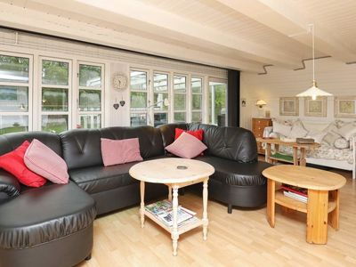 Photo for Vacation home Hou in Hals - 5 persons, 2 bedrooms