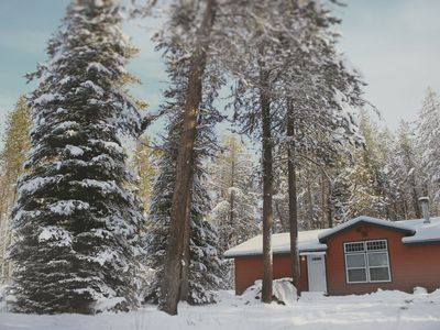 Photo for Cozy Home in the Woods 3 Bedroom 2 Bathroom Near Lake Cascade Sleeps 9
