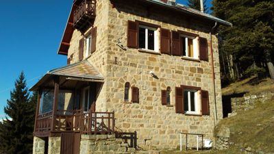 Photo for Mountain house in Peira-Cava - 1500 m