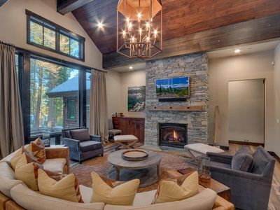 Photo for Schaffer's Mill- Luxury Heartwood Lodge, Hot Tub, Fire Pit