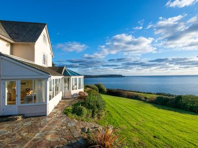 Photo for Outstanding cliff top location!