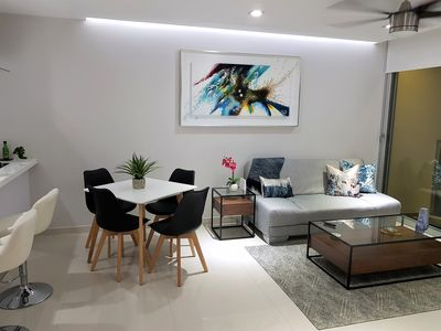 Photo for Best Location!! Modern New Apartment close to the Beach and 5th Ave.