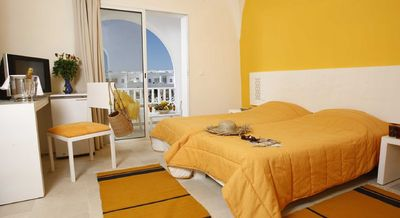 Photo for Beachfront bungalows in Djerba for 2 people.