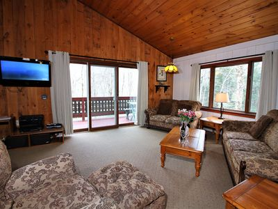 Spacious Townhouse. Great for large groups/family Snow Flake