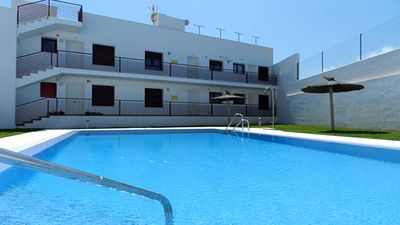 Photo for Apartment Sabina 5, Conil, wifi, garage, air conditioning