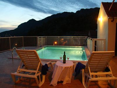 Photo for Holiday house with a swimming pool Dubravka (Dubrovnik) (K-9101)
