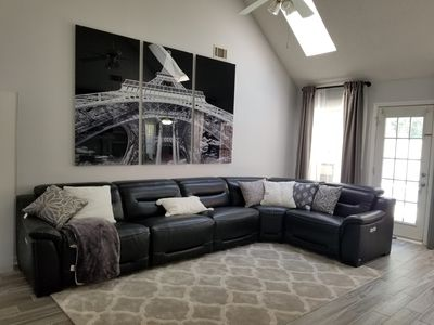 Photo for Master Rental home  5 minute from Master!