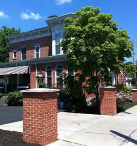 Photo for Brick Victorian House in Central Downtown & Near Track