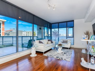 Photo for Luxury 2BR/2 Bath Gaslamp Greatest Location Condo!