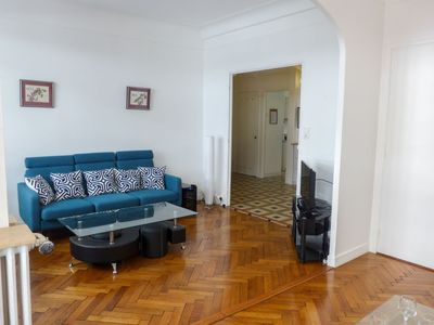 Photo for Apartment Le Rossi  in Nice, Cote d'Azur - 5 persons, 2 bedrooms