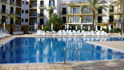 Photo for FAIRS IN RESORT WITH SWIMMING POOLS, SEA VIEW, TERRACO, WIFI AND AIR CONDITIONING